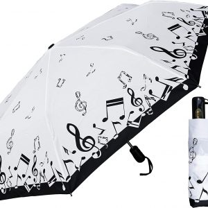 RainStoppers Umbrella W025MUSIC 44″ Auto Open